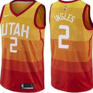 Mens Utah Jazz Joe Ingles Jersey